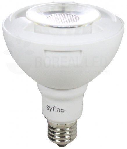 Lâmpada LED PAR38 14W 1180lm Bivolt 3000K Certificada Inmetro Syflar