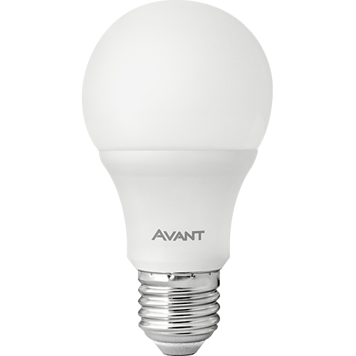 Lâmpada LED Pera 7W E27 Bivolt Branco Frio 6500K Certificada Inmetro