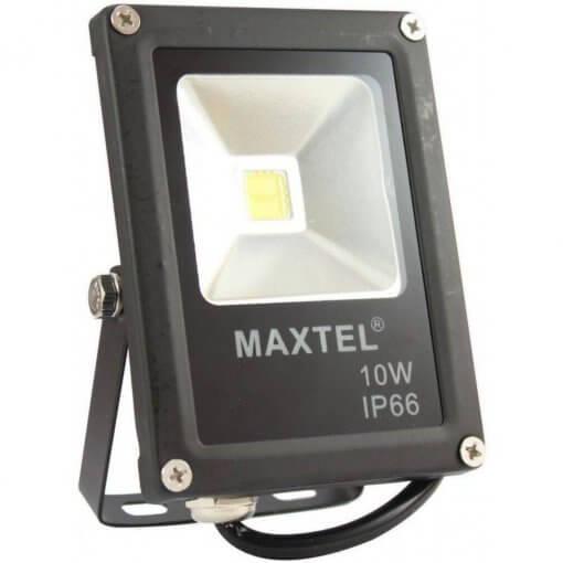 Refletor LED 10W Branco Frio Bivolt IP66