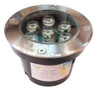 Imagem - Balizador Embutir Solo Chão 7W LED Biv Branco Frio cód: FST-DMDO2BF