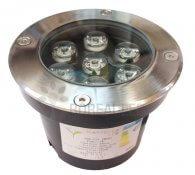 Imagem - Balizador Embutir Solo Chão 7W LED Biv Branco Quente cód: FST-DMDO2