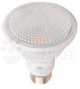 Imagem - Lâmpada LED PAR20 7W Azul E27 Bivolt cód: 4056
