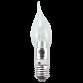 Imagem - Lâmpada LED Vela 3W E27 Cristal Bico Torto cód: 2100002019210