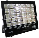 Imagem - Refletor Holofote LED SMD 100W IP66 Branco Frio Bivolt AXU cód: XS-A-100WBF