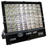 Imagem - Refletor Holofote LED SMD 200W IP66 Branco Frio Bivolt AXU cód: XS-A-200WBF
