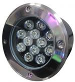 Imagem - Spot LED Embutir Solo 12w Bivolt Quente 3000k IP 65 A.XU cód: XS-SL12W-BQ