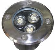 Imagem - Spot LED Embutir Solo 3w Bivolt Quente 3000k IP 65 A.XU cód: XS-SL3W-COB-BQ