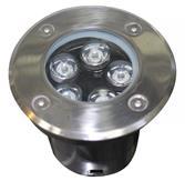 Imagem - Spot LED Embutir Solo 5w Bivolt IP 65 A.XU cód: XS-SL5W-BF