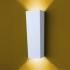 Arandela Alumínio P/ 2 Lâmpada E27 PAR20 50W  2