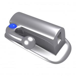 Imagem - TUBO MBT SOLDA ORTHOMETRIC SIMPLES DENTE 16 - 1° MOLAR S/D SLOT 0,022