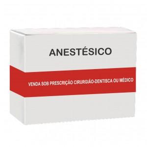 Imagem - ANESTÉSICO XYLESTESIN 2% 1:50.000 SEM VASO - CRISTÁLIA (50 TUBETES)