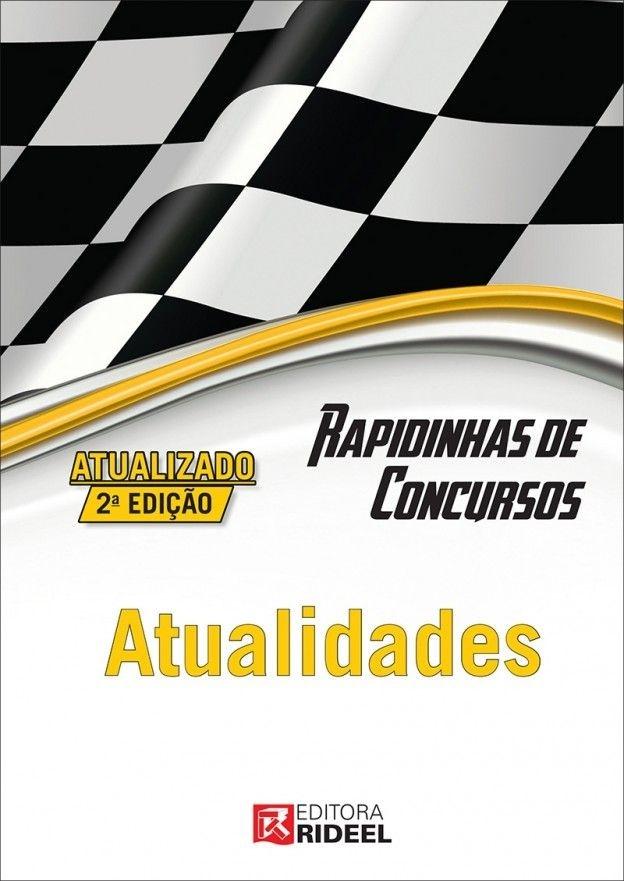 Imagem - Rapidinhas de Concursos - Atualidades  cód: 9788533937420