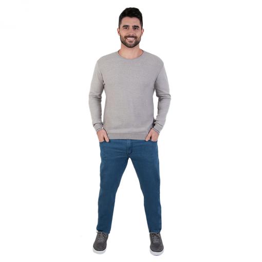 Calça Jeans Slim Ind Satim