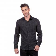 Imagem - Camisa de Flanela Listrada cód: 78321042