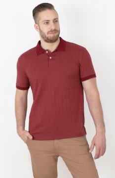 Imagem - Camisa Polo Comfort Jacquard cód: 771505238