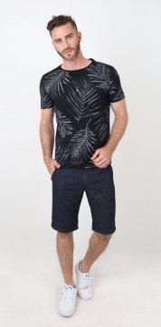 Imagem - Camiseta Slim Estampada cód: 770905422