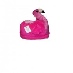 Imagem - Pantufa Casa e Cia 150fz Flamingo - 65150FZ46