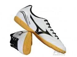 Imagem - Tenis Futsal Mizuno 4133144-3859 Morelia Bco/pto - 534133144-38592