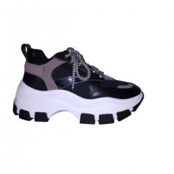 Imagem - Tenis Chunky Sneaker Zatz Z3438.18942 Skin /pewter - 198Z3438.189421