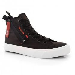 Imagem - Tenis Botinha Coca Cola Shoes Cc1879 Atlanta Zipper - 252CC18791