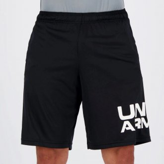 Imagem - BERMUDA UNDER ARMOUR TECH WORDMARK BRAZIL cód: 1359389-001-185-44