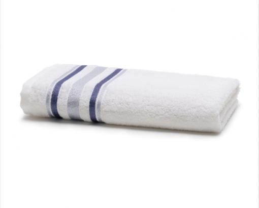 Toalha de Banho Santista Prata 100% Algodão Serena