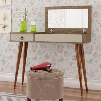 Aparador Patrimar Multifuncional Com Espelho Demolição/off White