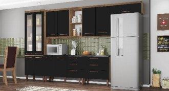 Armario Cozinha Tuboarte Agata New 11pt_ 6gv Comp