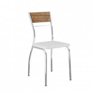 Cadeira Cromada  1721 Carraro