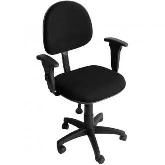 Cadeira Secretária Giratória C/Braço