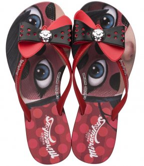 Chinelo Lady Bug Grendene