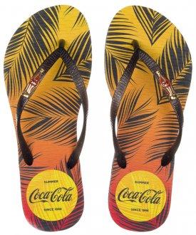 Chinelo Coca Cola