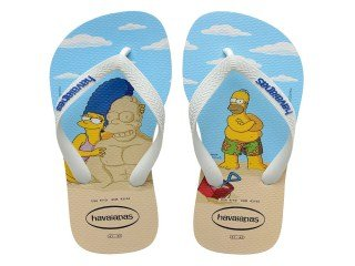 Chinelo Havaianas Simpsons
