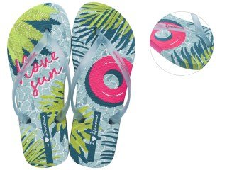 Chinelo Ipanema I Love Sun