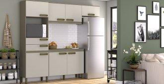 Cozinha Briz B107 c/ Balcao