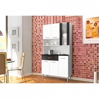 Cozinha Kit's Paraná Goldem 6 Portas