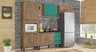 Cozinha Tuboarte Malu New 9p_3g