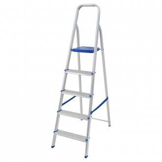 Escada Aluminío 05 Degraus