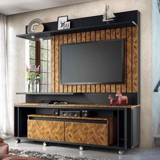 Home Eclipse Hb Móveis P/Tv Até 60 polegadas