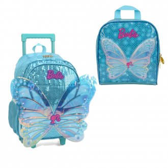 Kit Mochila + Lancheira Barbie