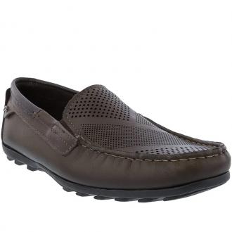 Pegada Sapato Mocassim