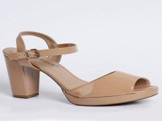 Sandália Salto Bebecê