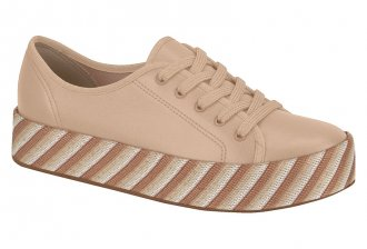 Sapato Casual Flatform Beira Rio