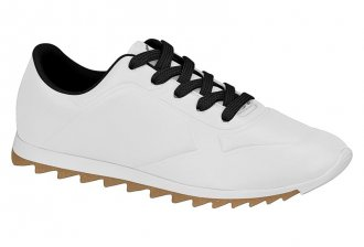 Sapato Casual Tratorado Moleca