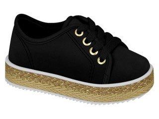 Sapato Flatform Baby Molekinha