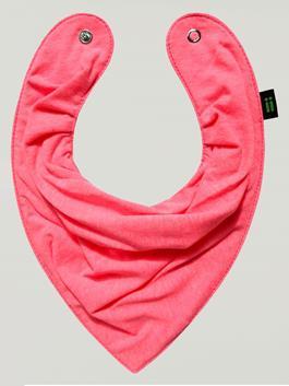 Babador Bandana Pink Fluor