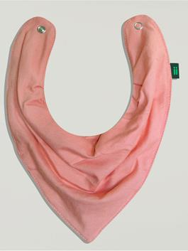 Babador Bandana Rosa Antique