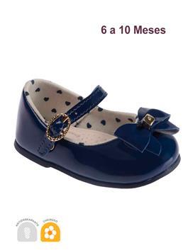 Sapato Pimpolho Charme Marinho