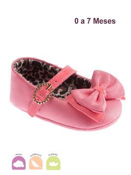 Sapato Pimpolho Top Baby Rosa