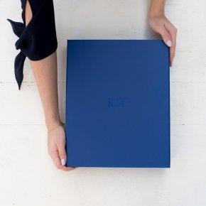 Imagem - álbum de fotos clássico personalizado - mim papelaria